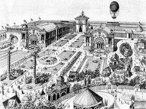 Parc du Cinquantenaire, 1880 National Exhibition.jpg